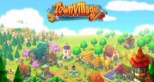 تحميل لعبه Town Village: Farm, Build, Trade, Harvest City 1.2.7 Apk