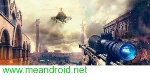 تحميل لعبه Modern Combat 5 eSports v2.8.1a Mod APK مودرن كومباكت 5 معدله