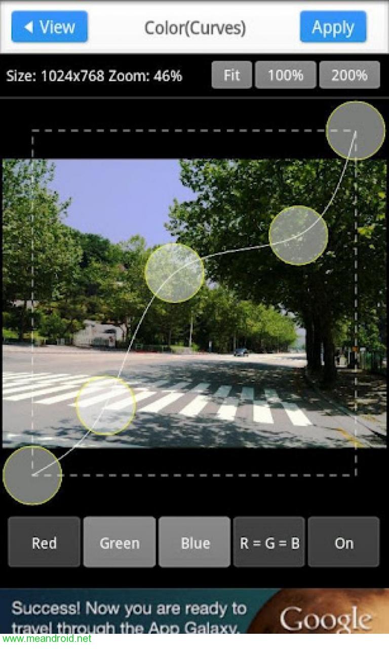 برنامج تحرير الصور للاندرويد بمميزات عاليه
