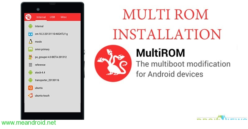 تطبيق يتيح لك تثبيت اكثر من نظام تشغيل علي هاتفك