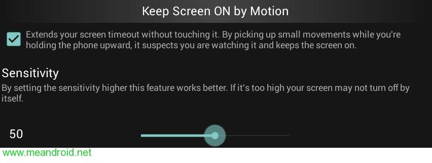 تشغيل و اغلاق شاشه هاتفك بشكل اتوماتيكي