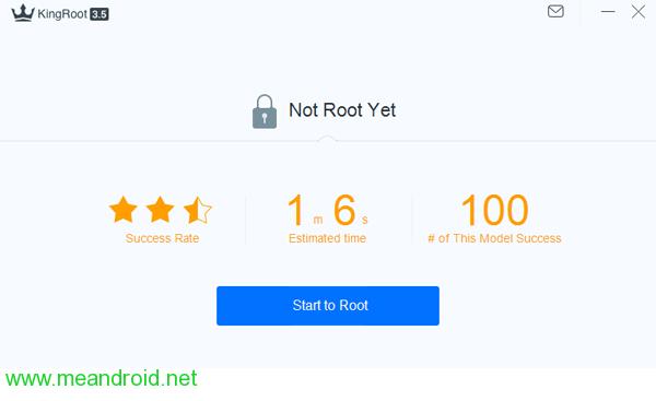kingroot not root yet شرح عمل روت لجهاز Sony Ericsson Xperia Arc S (LT18i)  بدون كمبيوتر