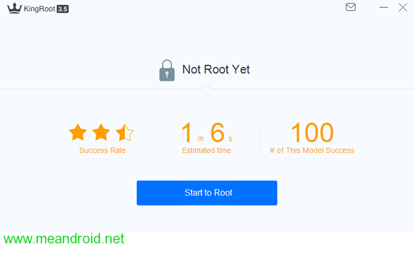 kingroot not root yet شرح عمل روت لجهاز Sony xperia go بدون كمبيوتر
