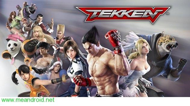 screen 0 1 تحميل لعبه TEKKEN™ V0.7.2 APK للاندرويد روابط مباشرة