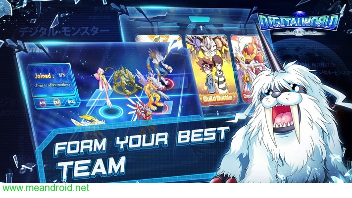 تحميل لعبه Digital World APK للاندرويد روابط مباشرة
