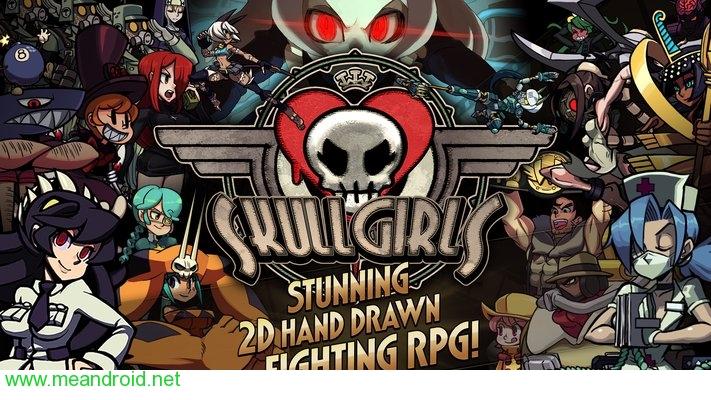 تحميل لعبه Skullgirls V 2.0.1 للاندرويد روابط مباشرة