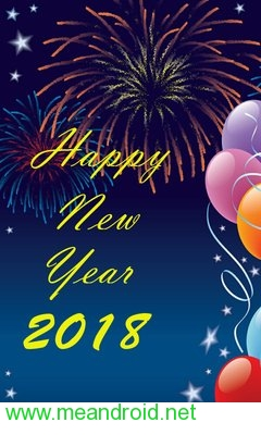 screen 0 56 تحميل تطبيق New Year 2018 SMSV 1.0 برابط مباشر