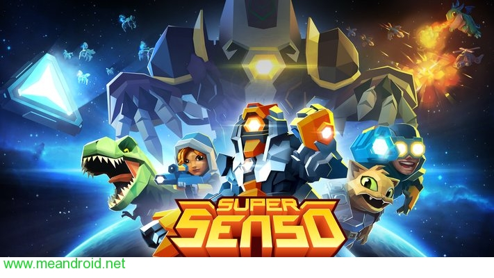 تحميل لعبه Super Senso V1.12.1.2APK للاندرويد روابط مباشرة