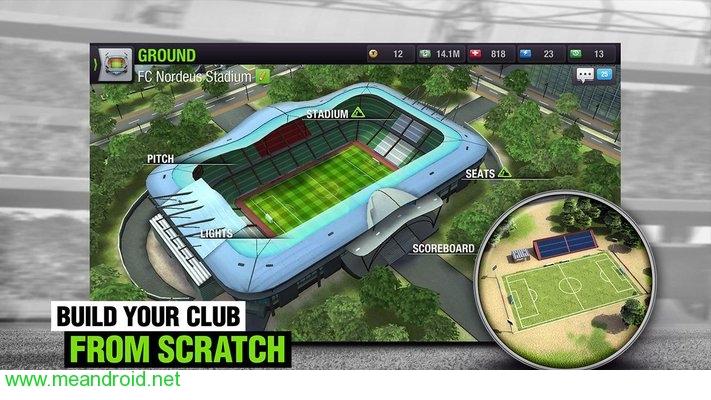 تحميل لعبه Top Eleven 2018 - Be a Soccer Manager APK للاندرويد روابط مباشرة
