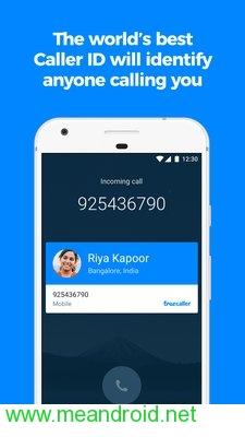 screen 0 84 تحميل تطبيق Truecaller: Caller ID, SMS spam blocking & Dialer APK برابط مباشر