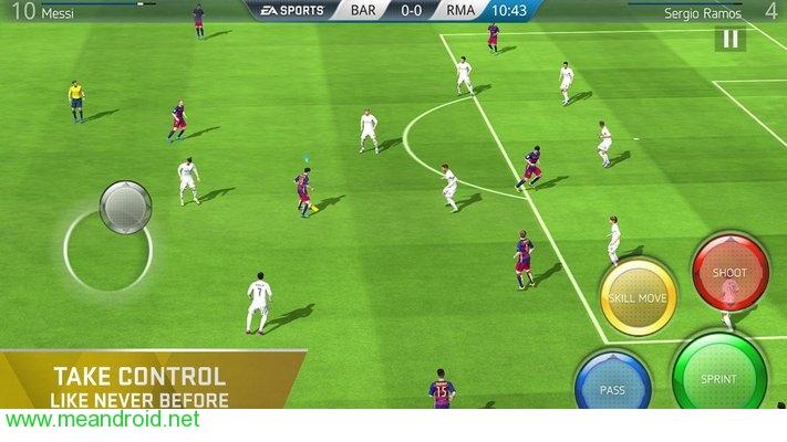 تحميل لعبه FIFA 16 Soccer APK للاندرويد روابط مباشرة