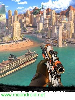 screen 1 18 تحميل لعبه Sniper 3D Gun Shooter للاندرويد روابط مباشرة