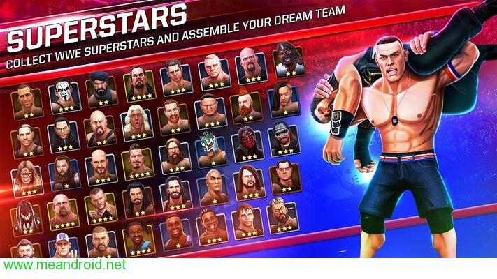 screen 1 3 تحميل لعبه WWE Mayhem 1.1.31 للاندرويد روابط مباشرة