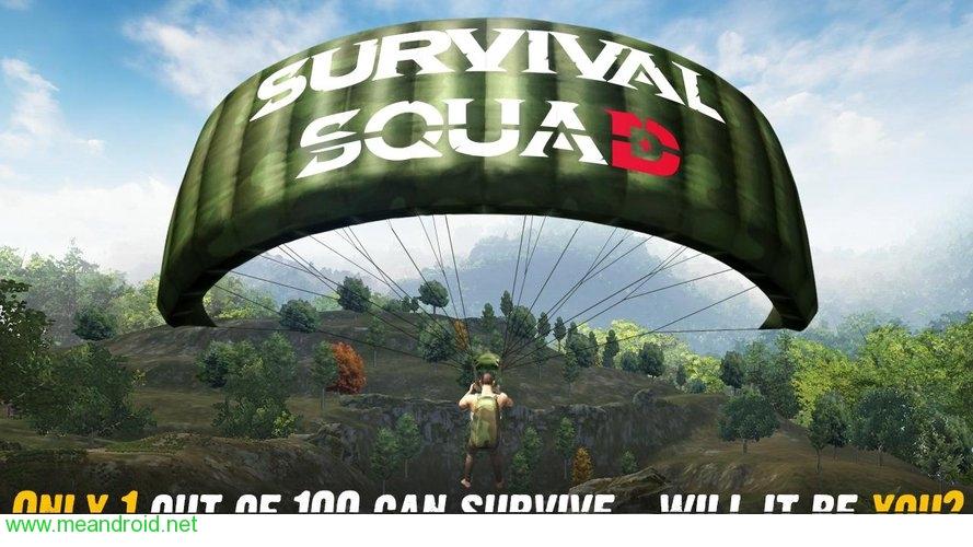 تحميل لعبه Survival Squad V1.0.9 للاندرويد روابط مباشرة