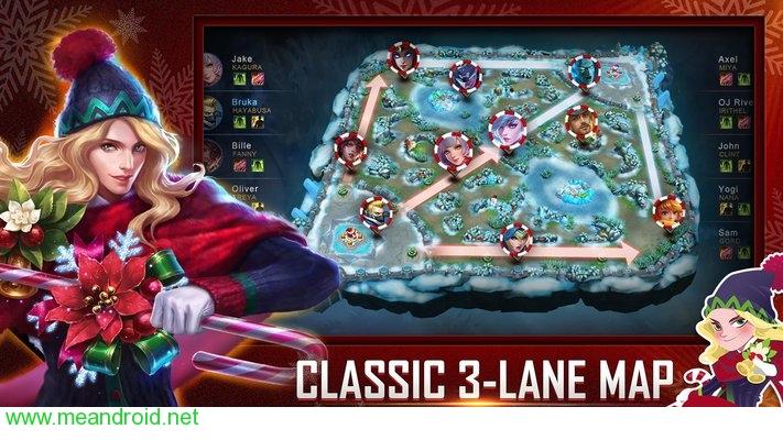 screen 1 5 تحميل لعبه Mobile Legends: Bang Bang 1.2.44.2 للاندرويد روابط مباشرة