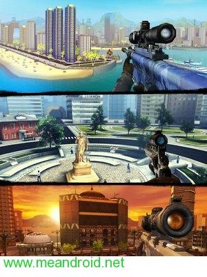 screen 2 17 تحميل لعبه Sniper 3D Gun Shooter للاندرويد روابط مباشرة