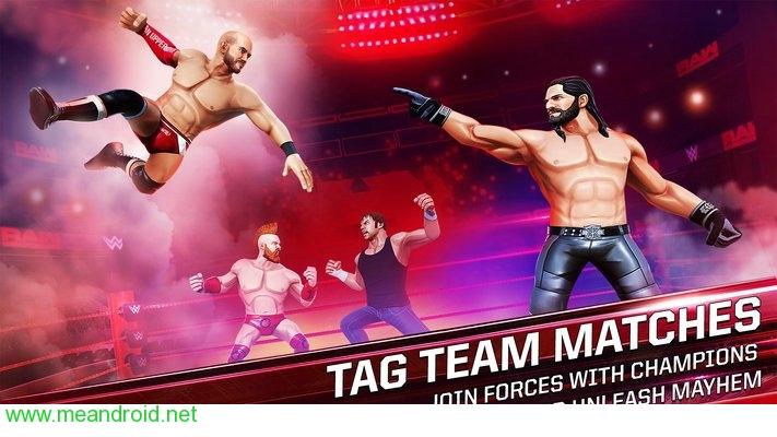 screen 2 2 تحميل لعبه WWE Mayhem 1.1.31 للاندرويد روابط مباشرة
