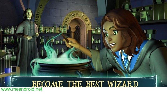 تحميل لعبه Harry Potter: Hogwarts Mystery  V1.1.0 للاندرويد روابط مباشرة