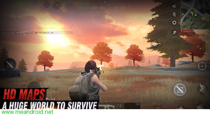 تحميل لعبه Survivor Royale1.11 للاندرويد روابط مباشرة