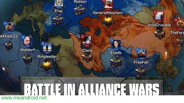 screen 2 81 تحميل لعبه Empires and Allies APK للاندرويد روابط مباشرة