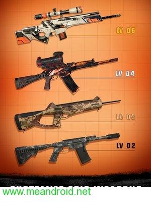 screen 3 2 تحميل لعبه Sniper 3D Gun Shooter للاندرويد روابط مباشرة