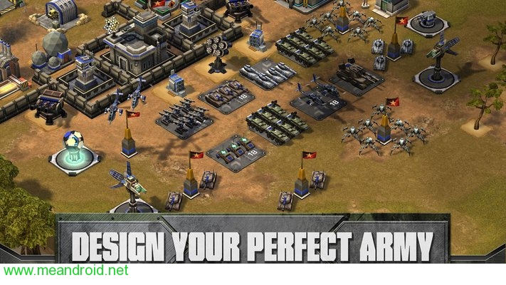 screen 3 37 تحميل لعبه Empires and Allies APK للاندرويد روابط مباشرة
