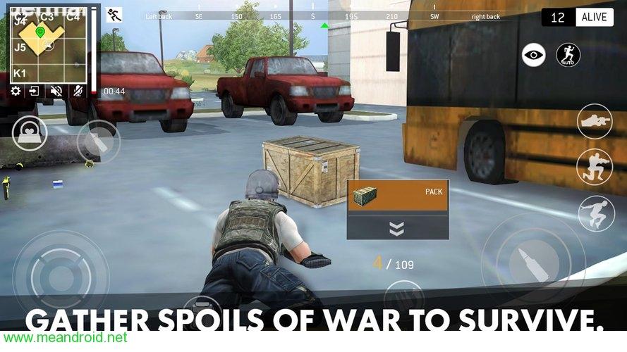 screen 3 9 تحميل لعبه Last Battleground: Survival V1.1.1 للاندرويد روابط مباشرة
