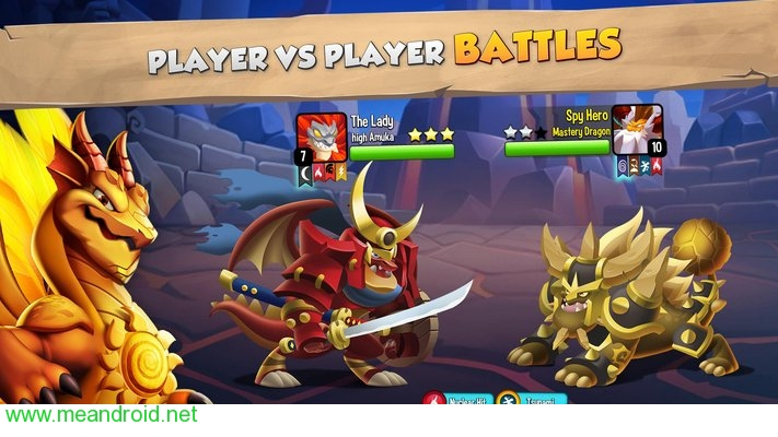 screen 0 124 تحميل لعبه Dragon City V 6.1 APK للاندرويد روابط مباشرة