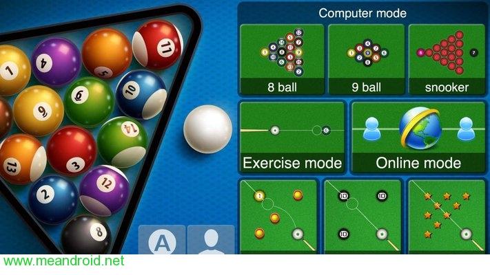 تحميل لعبه 8 Ball Billiards 2018 - Global Pool & Free 8ball APK للاندرويد روابط مباشرة