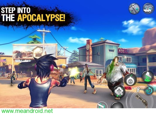 screen 0 29 تحميل لعبه Dead Rivals Zombie MMO (Unreleased للاندرويد روابط مباشرة