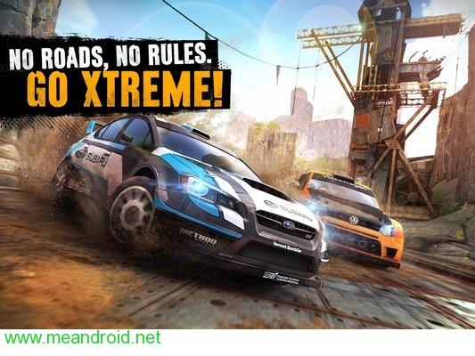 تحميل لعبه Asphalt Xtreme: Rally Racing V 1.7.0gAPK للاندرويد روابط مباشرة