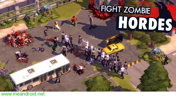 screen 0 68 تحميل لعبه Zombie Anarchy: Survival Game V 1.2.1eAPK للاندرويد روابط مباشرة