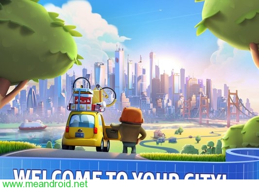 screen 0 69 تحميل لعبه City Mania: Town Building Game V 1.3.0qAPK للاندرويد روابط مباشرة