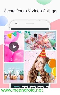 تحميل تطبيق PhotoGrid: Video & Pic Collage Maker, Photo Editor APK برابط مباشر
