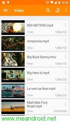 screen 0 9 تحميل تطبيق VLC for Android V 2.5.12 APK برابط مباشر