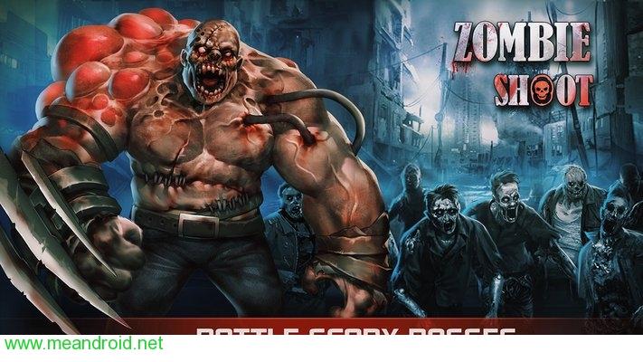 تحميل لعبه Zombie Shooter:Pandemic Unkilled V 1.8.1APK للاندرويد روابط مباشرة