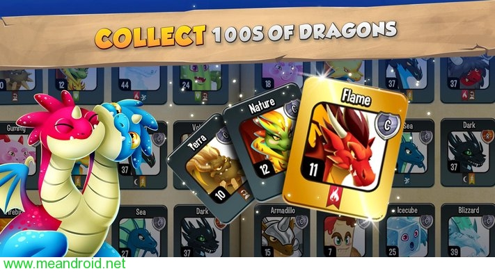 screen 1 120 تحميل لعبه Dragon City V 6.1 APK للاندرويد روابط مباشرة