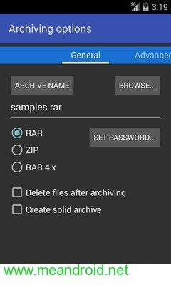 screen 1 14 تحميل تطبيق RAR APK برابط مباشر