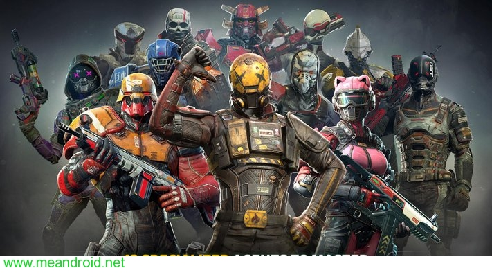 تحميل لعبه Modern Combat Versus: New Online Multiplayer FPS APK للاندرويد روابط مباشرة