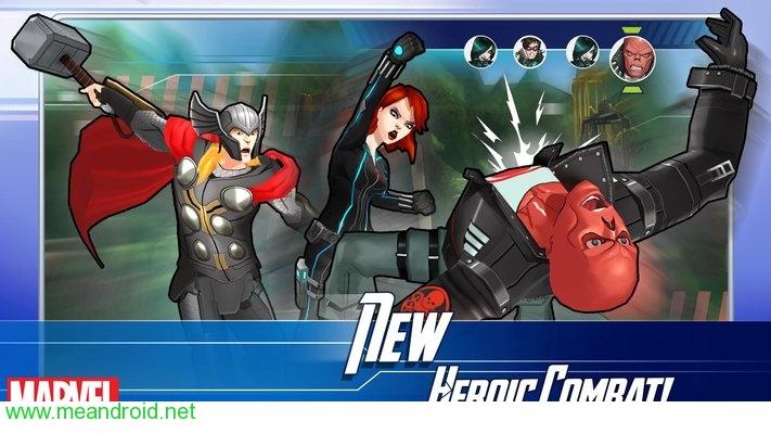 تحميل لعبه Heroes of Order & Chaos V 2.0.0 APK للاندرويد روابط مباشرة