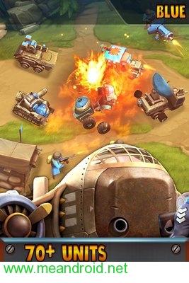 تحميل لعبه Battle Boom V1.0.3 للاندرويد روابط مباشرة