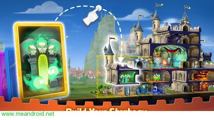 screen 1 تحميل لعبه Fortress of Champions V 1.16.4 APK للاندرويد روابط مباشرة