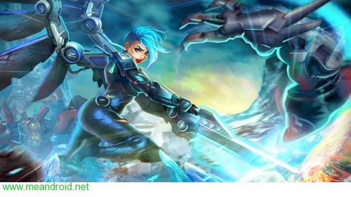 screen 2 111 تحميل لعبه Heroes Infinity: Gods Future Fight V 1.15.3APK للاندرويد روابط مباشرة