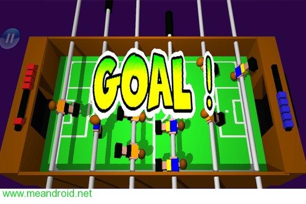 تحميل لعبه Table Football, Soccer 3D V 1.14 APK للاندرويد روابط مباشرة