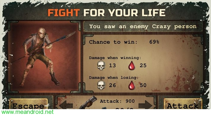 تحميل لعبه Day R Survival – Apocalypse, Lone Survivor and RPG APK للاندرويد روابط مباشرة