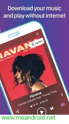 تحميل تطبيق Anghami Music V 3.2.40 APK برابط مباشر
