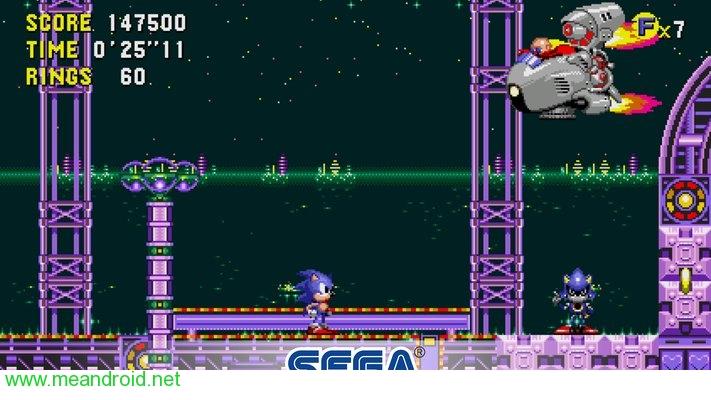 screen 2 24 تحميل لعبه Sonic CD Classic V 1.0.0 للاندرويد روابط مباشرة
