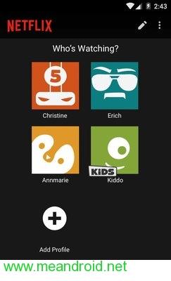 تحميل تطبيق Netflix APK V5.12.2 برابط مباشر