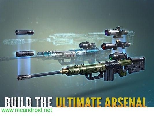 screen 2 64 تحميل لعبه Sniper Fury: Top shooter  fun shooting games   FPS APK للاندرويد روابط مباشرة