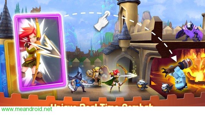 screen 2 تحميل لعبه Fortress of Champions V 1.16.4 APK للاندرويد روابط مباشرة